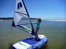 Teaching your Kids Windsurfing
